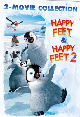Buy Happy Feet 1 & 2: Av Media