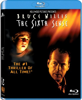 Buy Bruce Willis - The Sixth Sense: Av Media