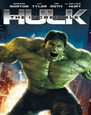 Buy The Incredible Hulk: Av Media