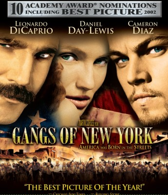 Buy Gangs Of New York: Av Media