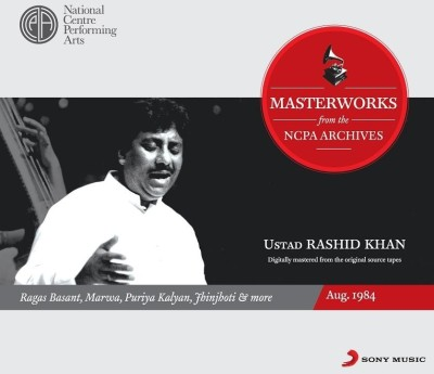 Buy Masterworks From The NCPA Archives - Rashid Khan: Av Media