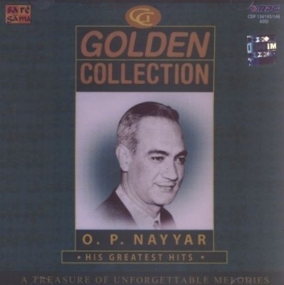 Buy Golden Collection - O.P.Nayyar (O. P. Nayyar): Av Media