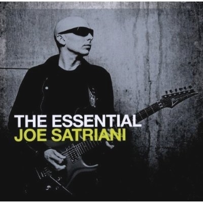 Buy The Essential Joe Satriani English: Av Media