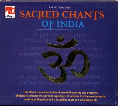 Buy Sacred Chants Of India: Av Media
