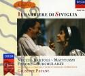 Rossini - Il Barbiere Di Siviglia / Nucci, Bartoli, Matteuzzi, Fissore, Bruchuladze, Patan: Av Media