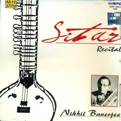 Buy Nikhil Banerjee Classical Inst: Av Media