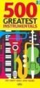 500 Greatest Instrumentals: Av Media