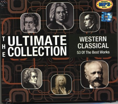 Buy The Ultimate Collection - Western Classical: Av Media