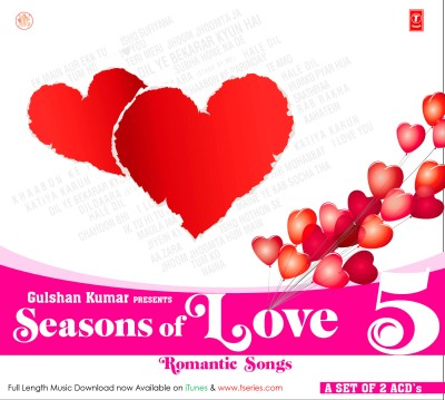 Buy Seasons Of Love Vol.5: Av Media