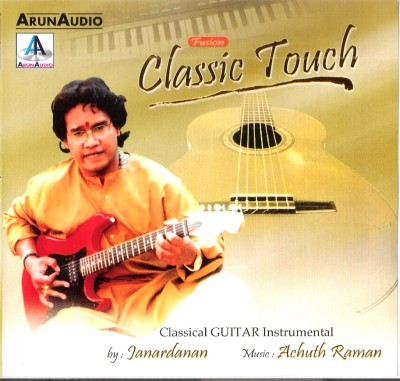 Buy Classic Touch Classical Guitar Instrumental: Av Media