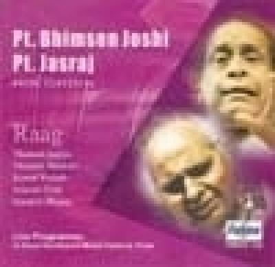 Buy Pt.Bhimsen Joshi, Pt.Jasraj: Av Media