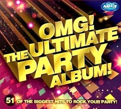 Buy OMG The Ultimate Party Album: Av Media