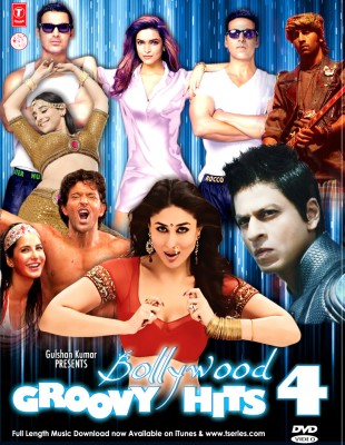 Buy Bollywood Groovy Hits 4: Av Media