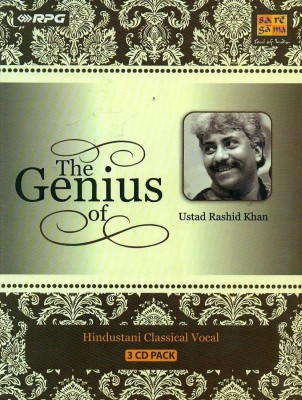 Buy The Genius Of Ustad Rashid Khan: Av Media