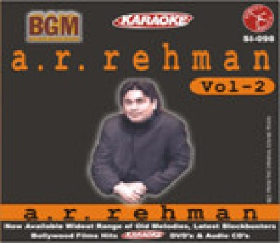 Buy Bollywood Greatest Melodies A. R. Rehman Hits Vol. 2 (Karaoke ): Av Media