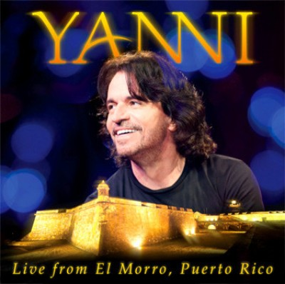 Buy Yanni - Live From El Morro Puerto Rico (CD+DVD): Av Media