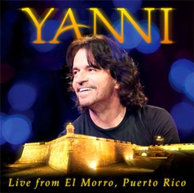 Buy Yanni - Live From El Morro Puerto Rico (CD+DVD): Av Media