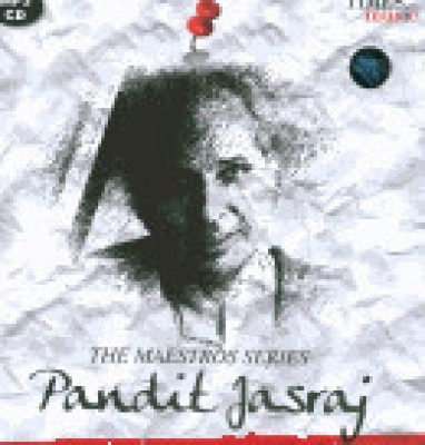 Buy The Maestros Series - Pandit Jasraj: Av Media