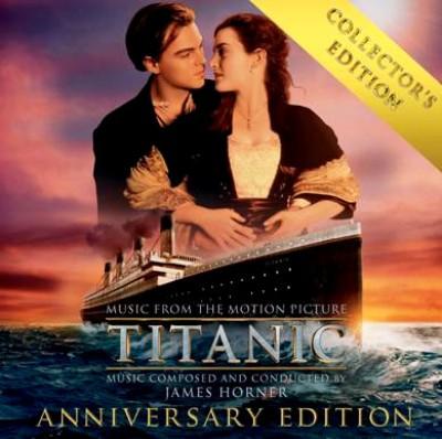 Buy Titanic - The 2012 Anniversary Edition (Collector's Edition): Av Media
