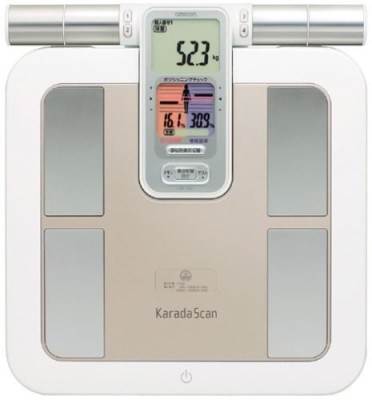 Buy Omron Karada Scan HBF 362 Body Fat Analyzer: Body Fat Analyzer