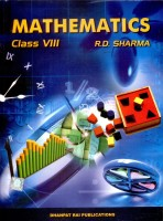 Mathematics Class VIII (English): Book