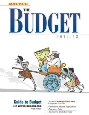 Buy The Budget 2012-13 1stEdititon Edition: Book