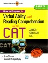 How to Prepare for Verbal Ability and Reading Comprehension for the CAT Common Admission Test (English) 4th Edition: Book