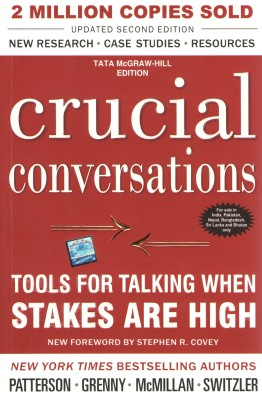Buy Crucial Conversations (English) 2nd Edition: Book