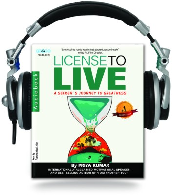 Buy License to live: Book