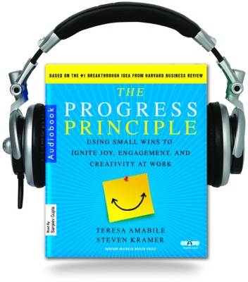 Buy The progress principle (Audiobook) (English): Book