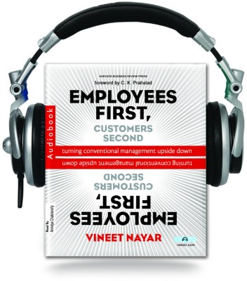 Buy Employees first, Customers Second (Audiobook) (English) Unabriged Edition: Book