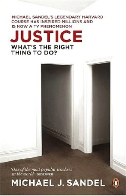 Buy Justice : What's the Right Thing to Do?: Book