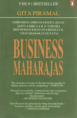 Buy Business Maharajas (English): Book