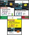 How To Prepare For The CAT (Set Of 3 Books) (English): Book
