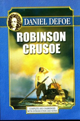 Buy Robinson Crusoe (English) 01 Edition: Book