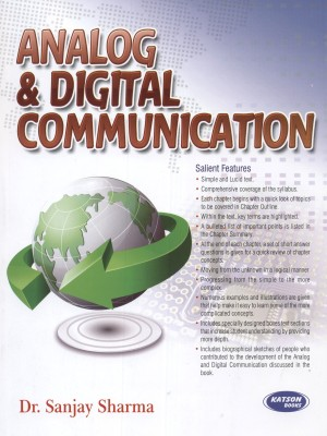 Analog  Digital Communication Engineering 1st Edition available at Flipkart for Rs.309