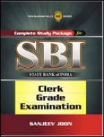 Complete Study Package for SBI (Clerk Grade Examination) (English) 1st Edition: Book