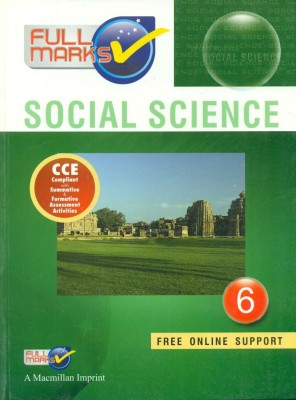 Buy Full Marks: Social Science For Class - 6 1st Edition: Book