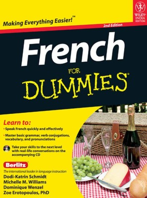 Buy French for Dummies; 2ed; w/cd (English) 2nd Edition: Book