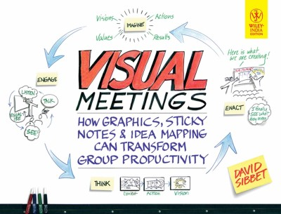 Buy Visual Meetings: How Graphics, Sticky Notes & Idea Mapping Can Transform Group Productivity: Book
