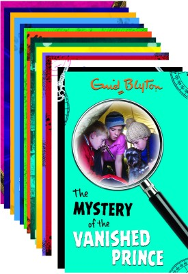 Buy Mystery Series (Set Of 15 Books) (English): Book