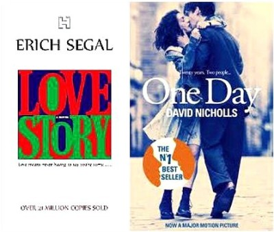 Buy Love Story & One Day (set of 2 books) by valentine s day pack-English- India-Paperback: Book