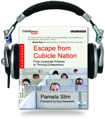 Buy Escape from Cubical Nation (Audiobook): Book