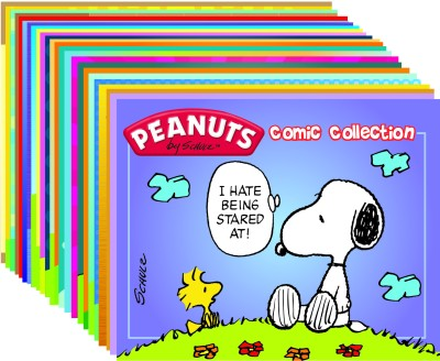 Buy Peanuts - Singles (Set Of 24 Books): Book