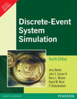 Discrete Event Systems Stimulation Indian Adap 4 Edition price comparison at Flipkart, Amazon, Crossword, Uread, Bookadda, Landmark, Homeshop18