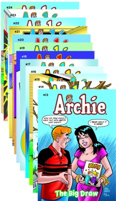 Buy Archie (Volume 13 to 24): Book
