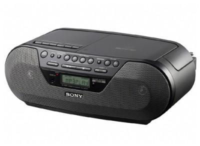 Buy Sony CFD-S07CP/B Boom Box: Boom Box