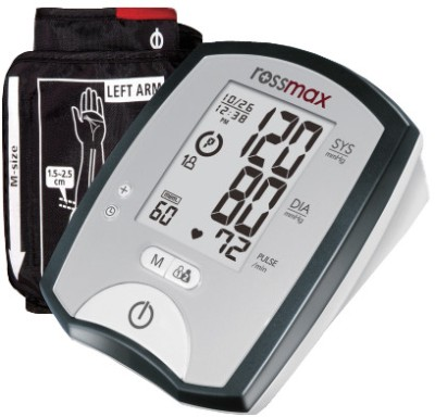 Buy Rossmax MJ701F Digital - Upper Arm Bp Monitor: Bp Monitor