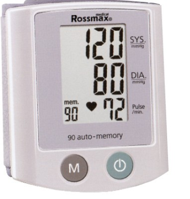 Rossmax S150 Digital- Wrist Bp Monitor