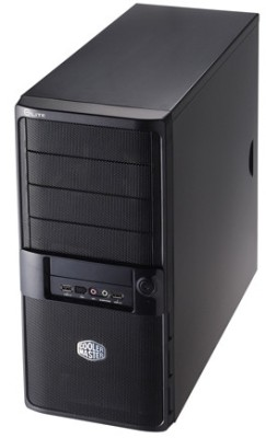 Buy Cooler Master Elite 335 Mini Tower Cabinet: Cabinet